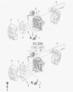 Right Hand Controls Schematic