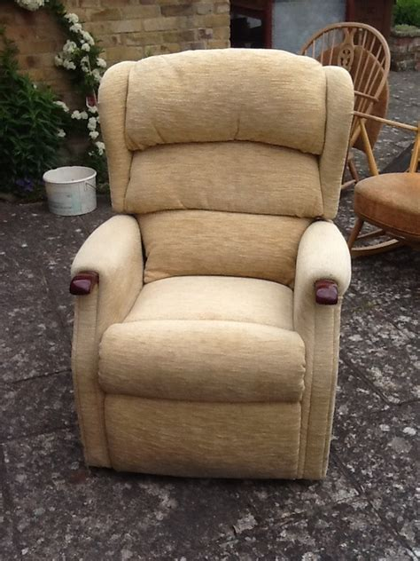 Recliner Armchair For Elderly Or Disabled