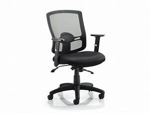 Dynamo Portland Mesh Task Chair with Arms