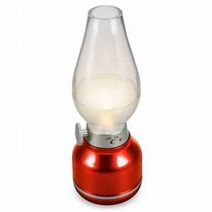 Tischlampe Mit Batterie : lightme led akku tischlampe usb wiederaufladbar dimmbar camping leuchte retro ebay ~ Buech-reservation.com Haus und Dekorationen