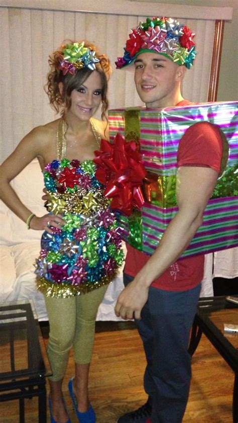 Christmas present party costumes! | My Style | Pinterest | Costumes Xmas and Fancy