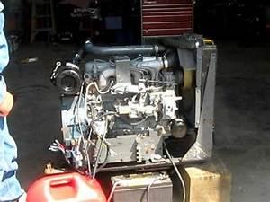 Kubota V1702 Diesel Engine