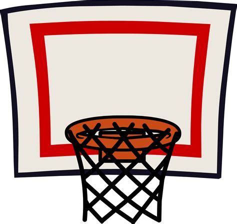 basketball net clipart ideas about basketball clipart on in clipartix