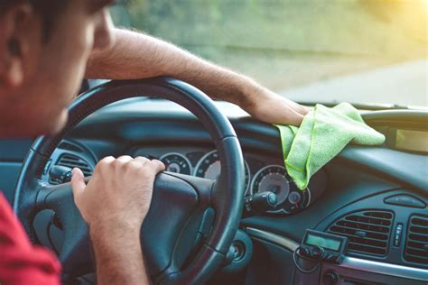 what to use to clean car interior how often you should clean your car interior reader s digest
