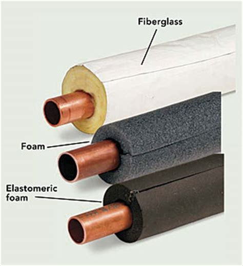 water line insulation cheaper water homebuilding 3359