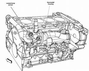 2000 Cavalier Coolant Temp Sensor