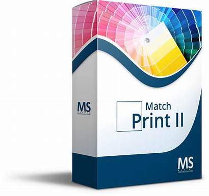 Software Printing Ms Match Format Ink Digital
