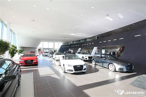 audi dealership cars a new audi car dealership in lévis ems