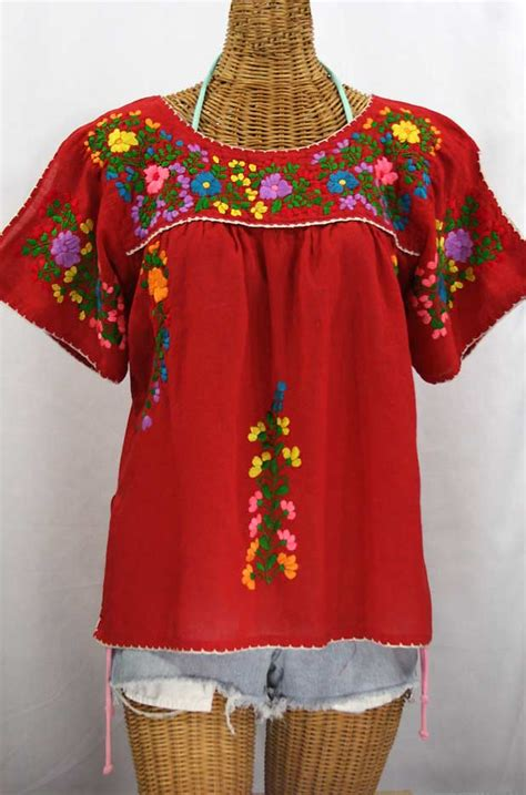 cheap blouses embroidered blouses wholesale sleeved blouse