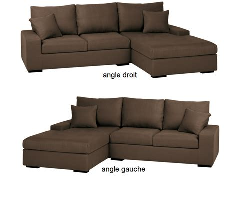 canapé d angle moelleux housse canapé d 39 angle neptune