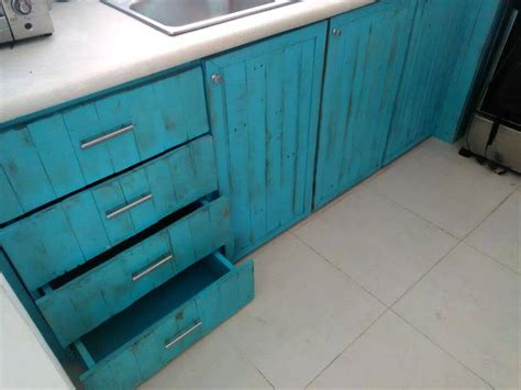 pallet kitchen cabinets diy pallet kitchen cabinets and drawers 99 pallets