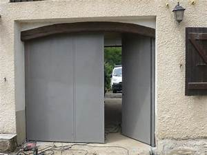 portes metalliques lyon 69 portes en metal mions portail With porte de garage métallique