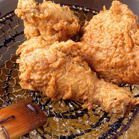 fried chicken deep buttermilk fry recipe recipes food legs crispy thighs southern epicurious cooking thigh oven drumstick easy dishmaps ever