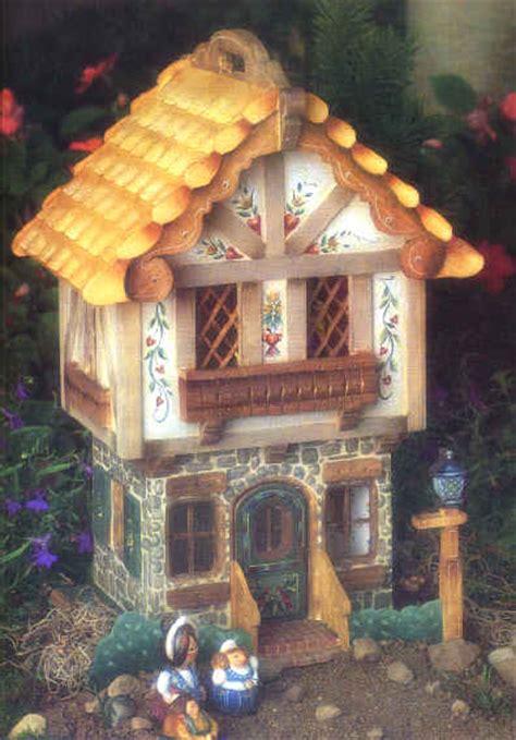 bavairan doll house  furniture woodworking plans