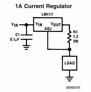current source vs current limiter electrical engineering With lm338 datasheet