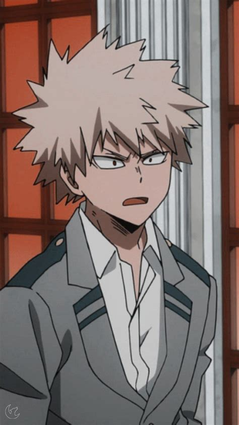 parkedits aesthetic bakugou or if u save in