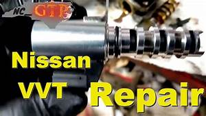 Nissan Maxima Variable Valve Timing Solenoid Replacement