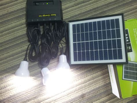 aliexpress buy 4w home solar light system indoor