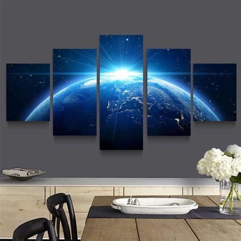 hd print  pcs theme  conscious space canvas wall art