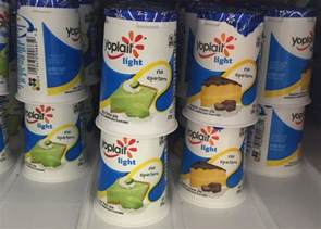 Yoplait Probiotic Yogurt