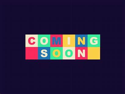 Soon Coming Animation Candy Everyone Goa Literature