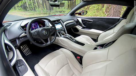 Acura Nsx -- 190 Mph Hybrid