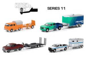green light toys greenlight diecast hitch and tow series 11 12
