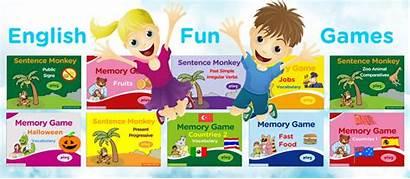Esl English Language Games Second Teaching Learning