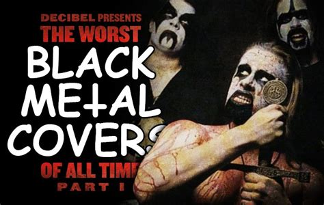 The Worst Black Metal Album Covers Of All Time Part I