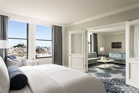 Luxury Hotel Rooms & Suites  The Ritzcarlton, San Francisco