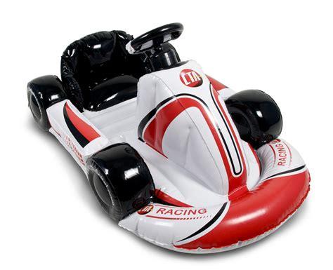 Inflatable Mario Kart Car
