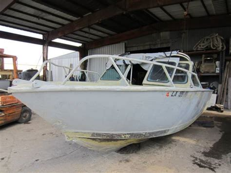 Gravois Aluminum Boats by Gravois Boat For Sale