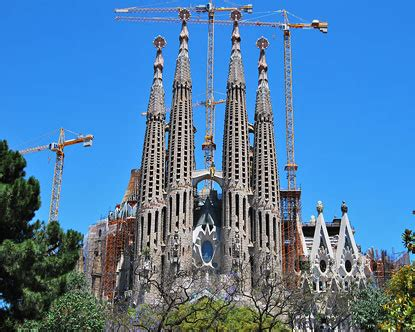 Barcelona Tourist Attractions  Attractions In Barcelona Spain