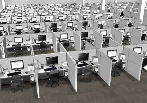 Death of the Cubicle