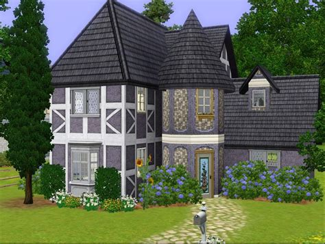 Mod The Sims  Country House Couples Starter Under $18k