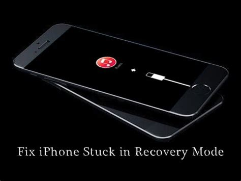 get iphone out of recovery mode get iphone out of recovery mode without losing data