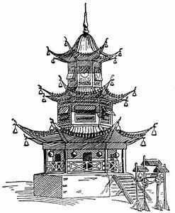 Maison Japonaise Dessin : afficher l 39 image d 39 origine temples dessin architecture dessin esquisse et pagode japonaise ~ Melissatoandfro.com Idées de Décoration