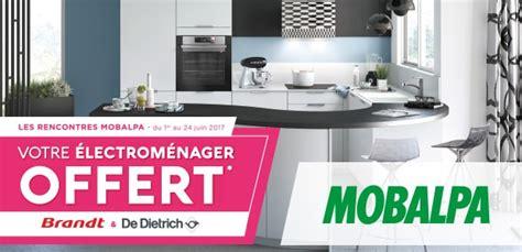 cuisine electromenager offert votre électroménager offert pour l 39 achat d 39 une cuisine