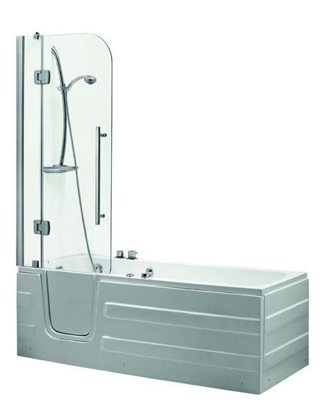 vasche da bagno con sportello vasca con sportello e chiusura sopra vasca 170 l x 76 p cm