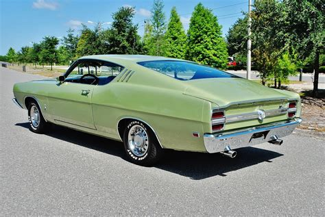 1969 Ford Torino by All American Classic Cars 1969 Ford Torino Cobra 2 Door