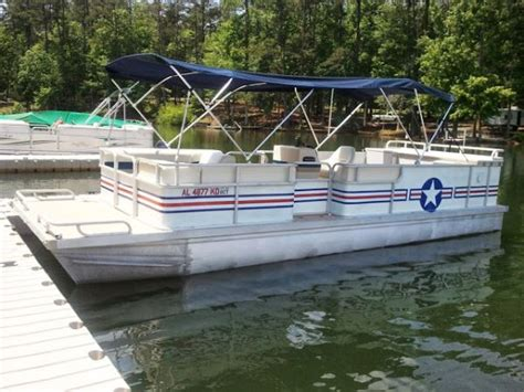 Used Pontoon Boats For Sale Near Lake Martin Al by It Takes A Grease Resurrecting A To