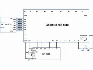 How To Make Lcd Scrolling Display Using Arduino 49