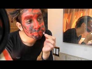 INSDIOUS MAKE UP TUTORIAL - YouTube