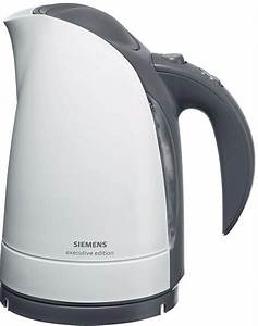 Siemens Wasserkocher  U00bbtw 60101 U00ab  1 7 Liter  2400 Watt