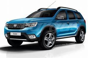 Dacia Duster 2018 Boite Automatique : dacia duster 2 premi res infos sur le nouveau duster 2018 dacia auto evasion forum auto ~ Gottalentnigeria.com Avis de Voitures