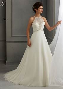 extremely gorgeous halter neck wedding gown keep all eye With halter neck wedding dresses
