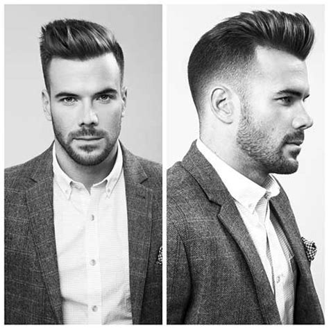 modern haircuts for men mens hairstyles 2018