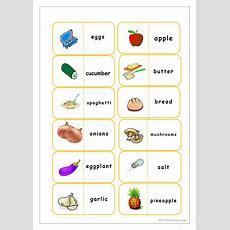 Food Flashcards Worksheet  Free Esl Printable Worksheets Made By Teachers