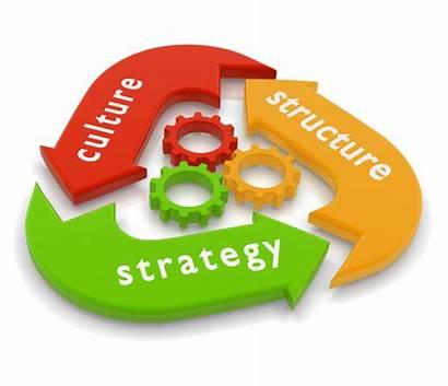Culture Management Strategic Change Organizational Transparent Clipart