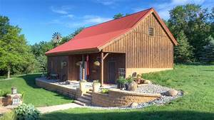 barn ponderosa country barn project hgr610 photo gallery With 20x40 barn
